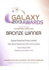 2013 Galaxy Awards