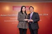 "NWDS garnered the honor of the ""Best Investor Relations Company"" in the 4th Asian Excellence Recognition Awards."