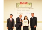 """NWDS Awarded as """"Asia's 200 Best Under A Billion""""  by Forbes for Five Consecutive Years"""