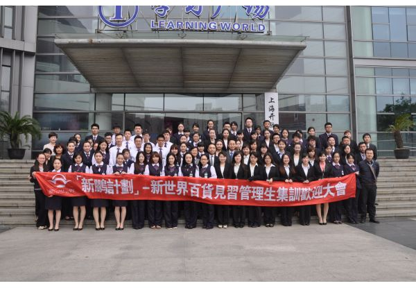 Project Xinpeng-NWDS Management Intern Cultivation 2013