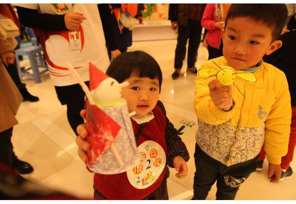"""""""Busy Ping Pong"""" Nationwide Voluntary Activity Conveys Festive Blessings to Under-resourced Children"""