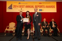 2014 Best Annual Reports Awards - Photo 1