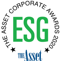 The Asset ESG Corporate Awards 2020