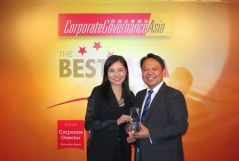 10th Corporate Governance Asia Recognition Awards 2014