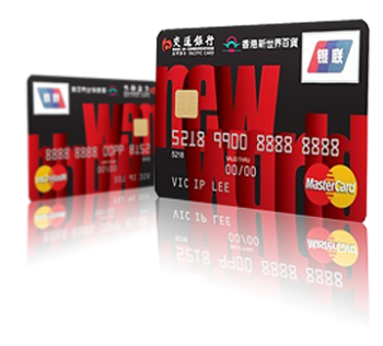 NWDS Co-branded Credit Card with Bank of Communications