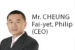 Mr. CHEUNG Fai-yet, Philip